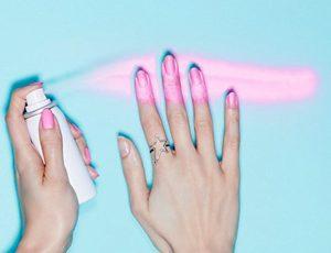спрей лак для ногтей, Paint Can