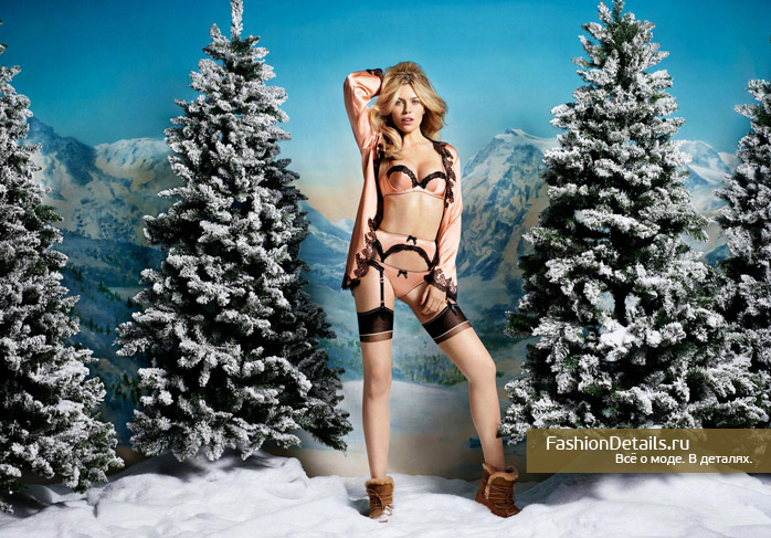 Agent Provocateur Christmas 2015 Lookbook 4