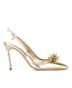 золотые туфли купить