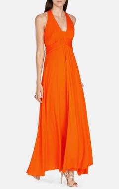 karen millen платье длинное, платье в пол, платье макси
