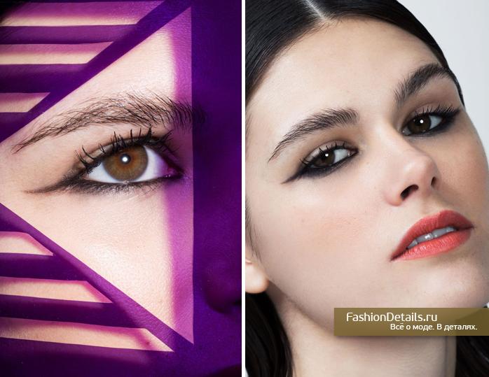 макияж, как скорректировать глаза, как накрасить глаза, макияж глаз, правильный макияж, визажист, советы