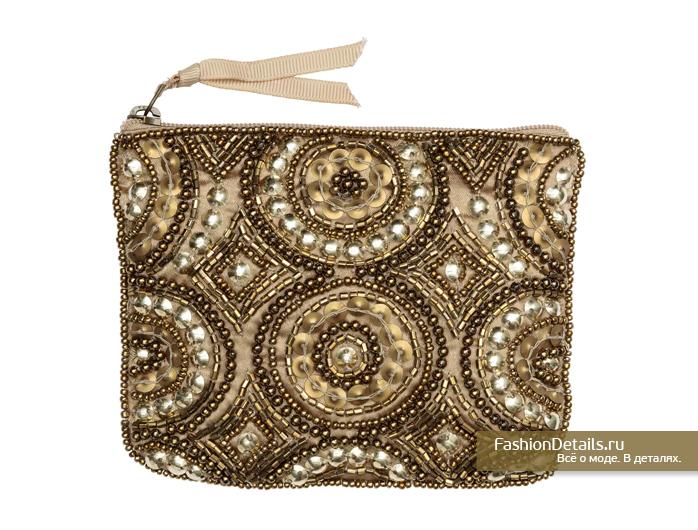 h&m, весна 2016, кошелек с пайетками, это модно
