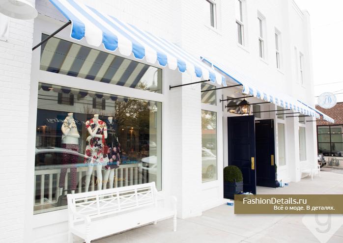 Риз Уизерспун, одежда от Уизерспун, Dorothea Draper, одежда звезд, новая марка одежды, шоубизнес, магазин Риз Уизерспун