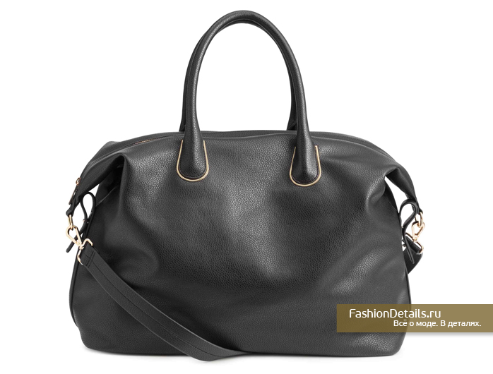 h&m, весна 2016, купить объемную сумку, сумки
