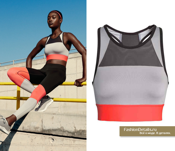 H&M Sport spring-summer 2016 campaign2