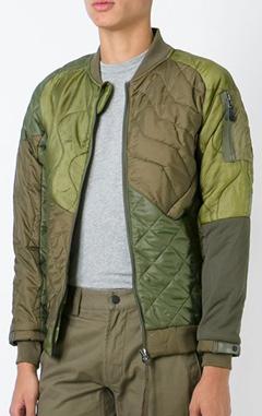 мужская куртка бомбер MAHARISHI, мужской пуховик