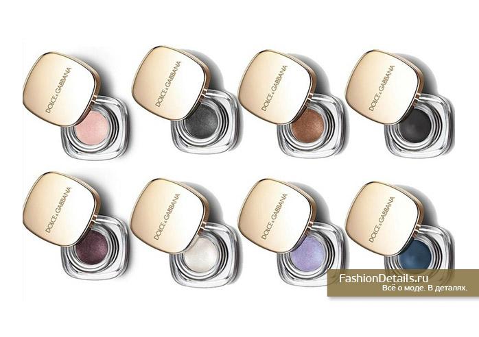 DOLCE&GABBANA Perfect Mono Intense Cream Eye Color