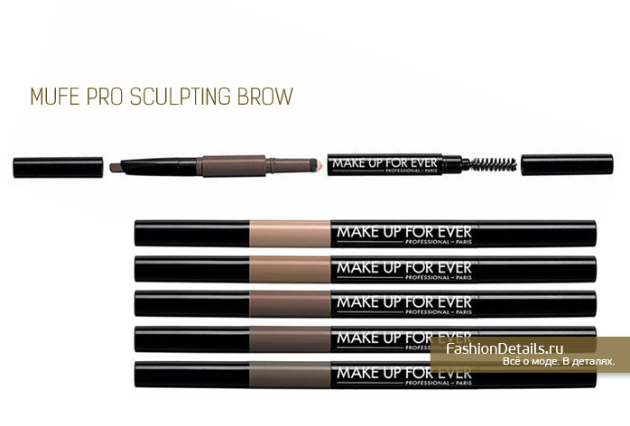 Make Up For Ever Line Pro Sculpting 2016 Collection