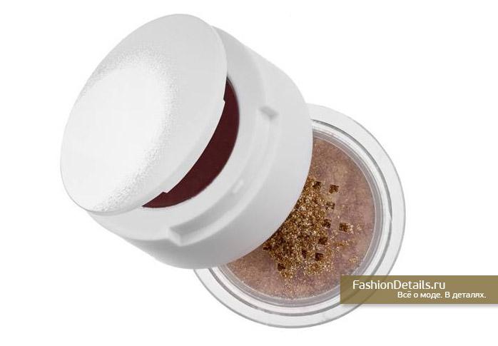 MetalliShadow Creme + Powder
