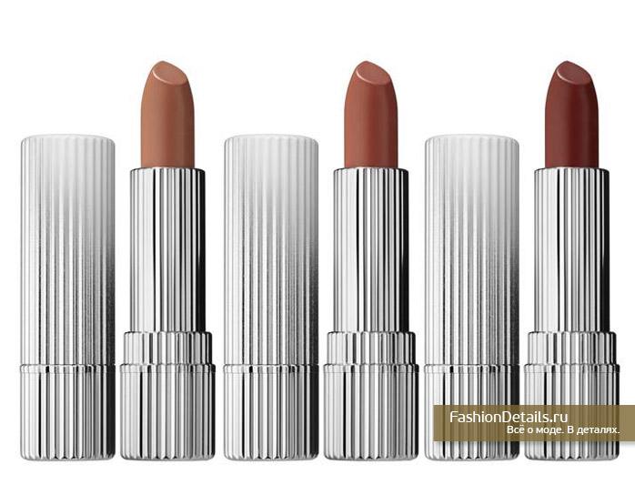 Mattified Lipstick