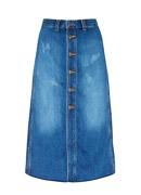 Юбка джинсовая мо энд ко