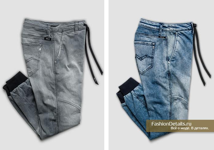 джинсы-джоггеры