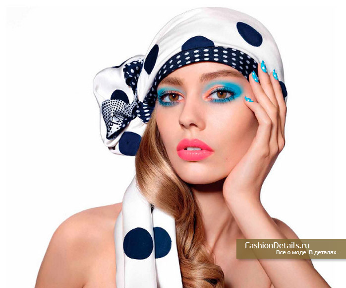 Dior MILKY DOTS Summer 2016