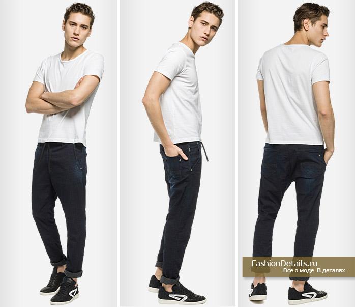 Men's jogging jeans