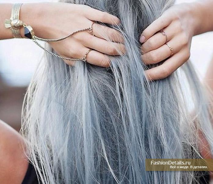 кому идет пепельный оттенок волос