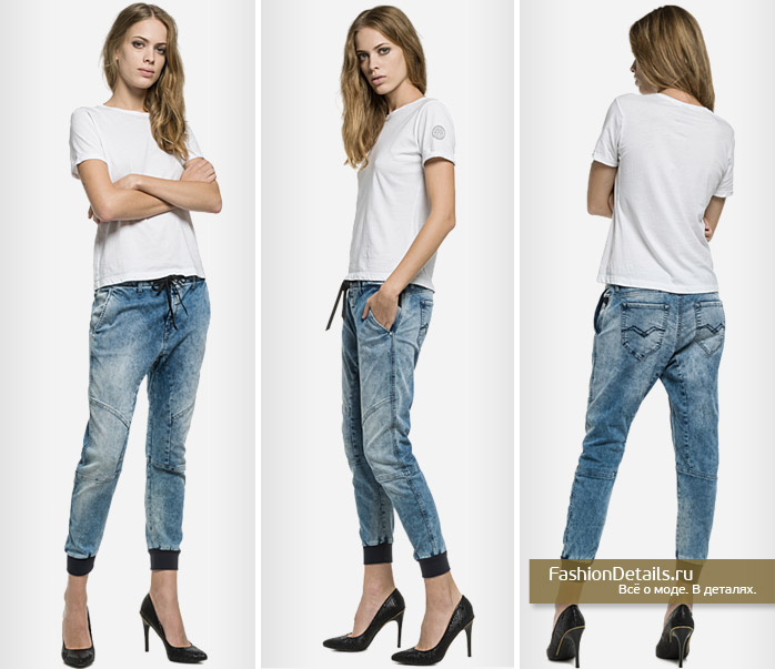 Women's jogging jeans REPLAY