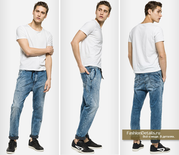 HYPERFREE JOGGING JEANS