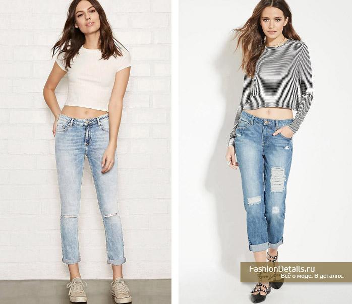 какие джинсы выбрать на лето 2016