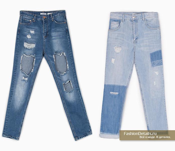 актуальные джинсы 2016