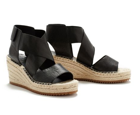 EILEEN FISHER WILLOW WEDGE ESPADRILLE
