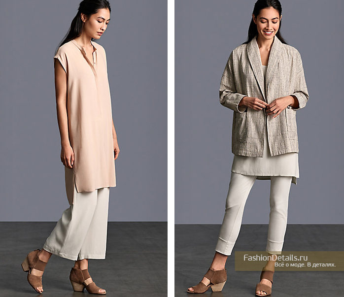 Eileen Fisher Summer 2016