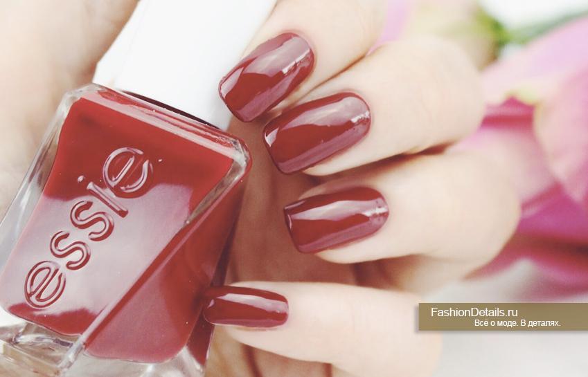 Лак для ногтей ESSIE Gel Couture
