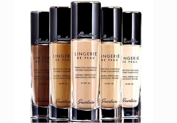 Guerlain Lingerie de Peau Natural Perfection Skin Fusion Texture SPF 20