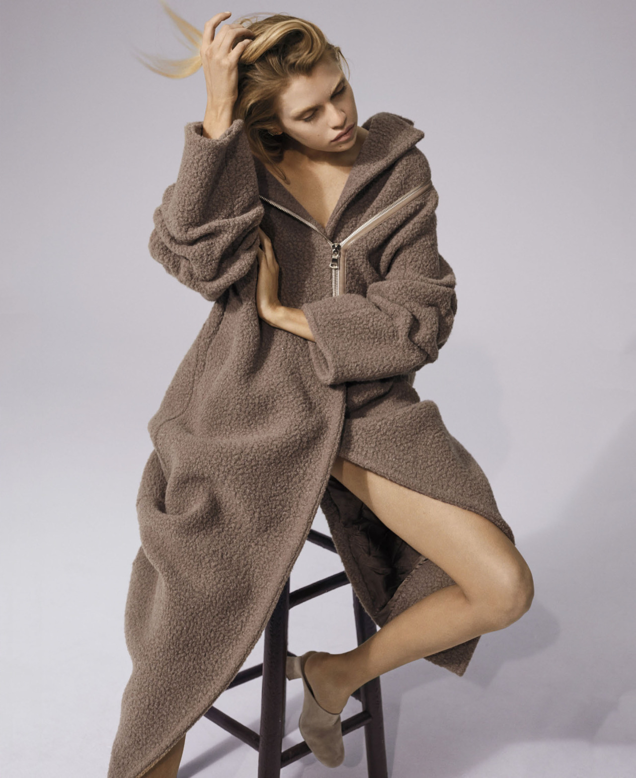 HARPERS'S BAZAAR Camel The color to wear now