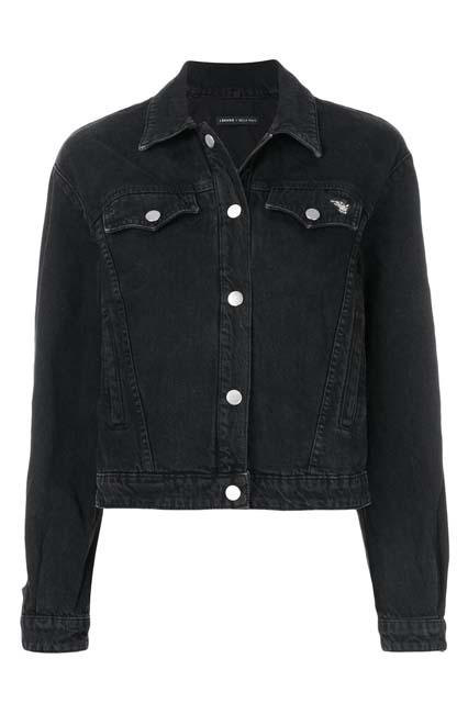BELLA FREUD джинсовая куртка