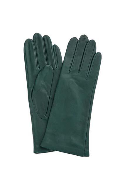 зеленые перчатки