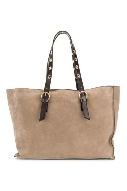L'AUTRE CHOSE сумка-тоут с контрастными ручками