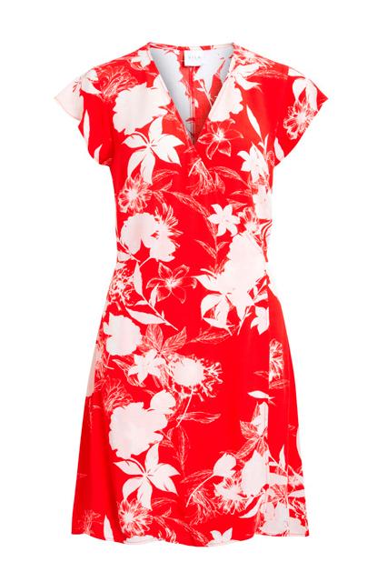 VILA Платье с запахом
