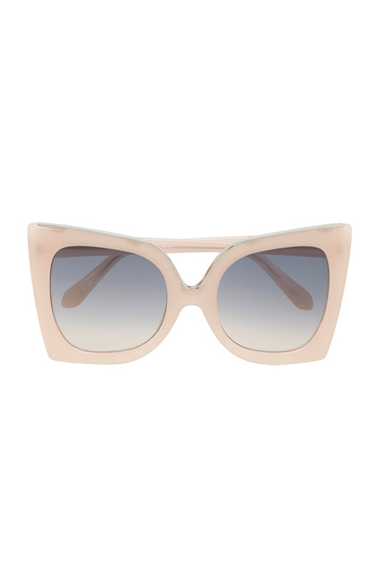 LINDA FARROW Солнцезащитные очки