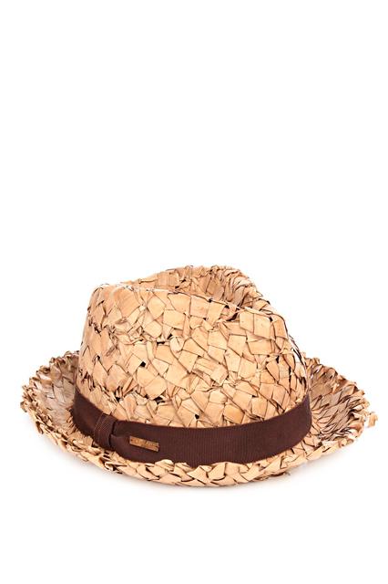 Шляпка соломенная DSQUARED2