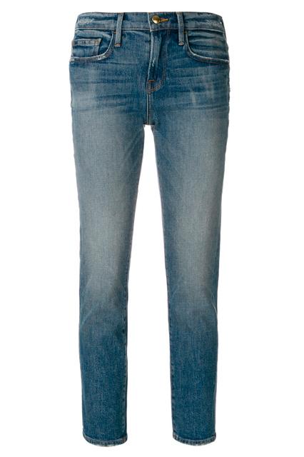 FRAME DENIM узкие укороченные джинсы