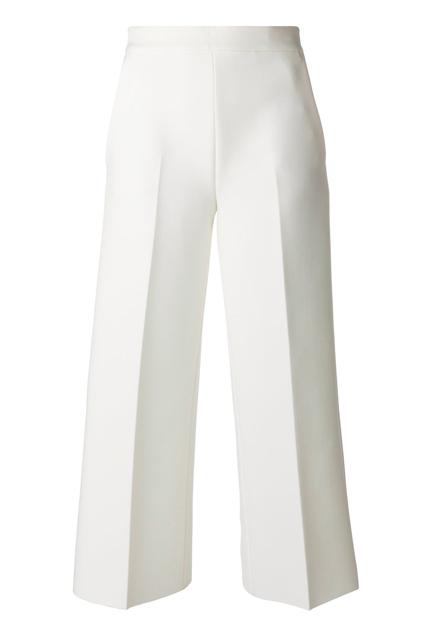 MSGM укороченные брюки с завышенной талией