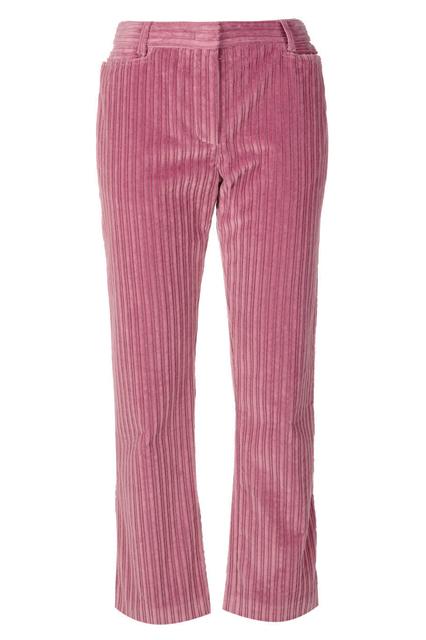 PHILOSOPHY DI LORENZO SERAFINI укороченные прямыPHILOSOPHY DI LORENZO SERAFINI укороченные прямые брюки в рубчике брюки в рубчик