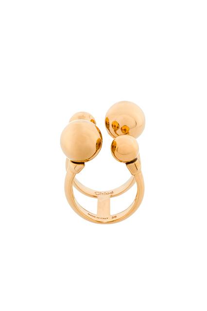 CHLOÉ bauble cuff ring