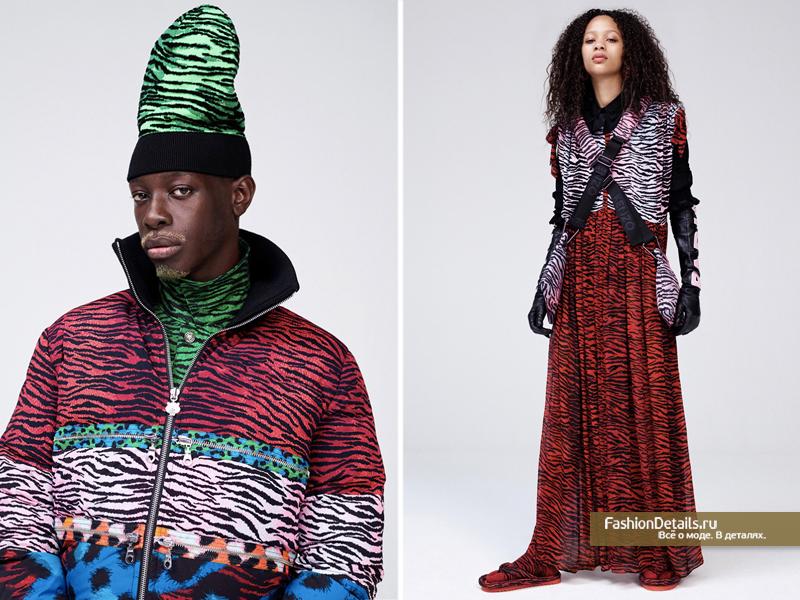 шопинг-гид KENZO X H&M 2016
