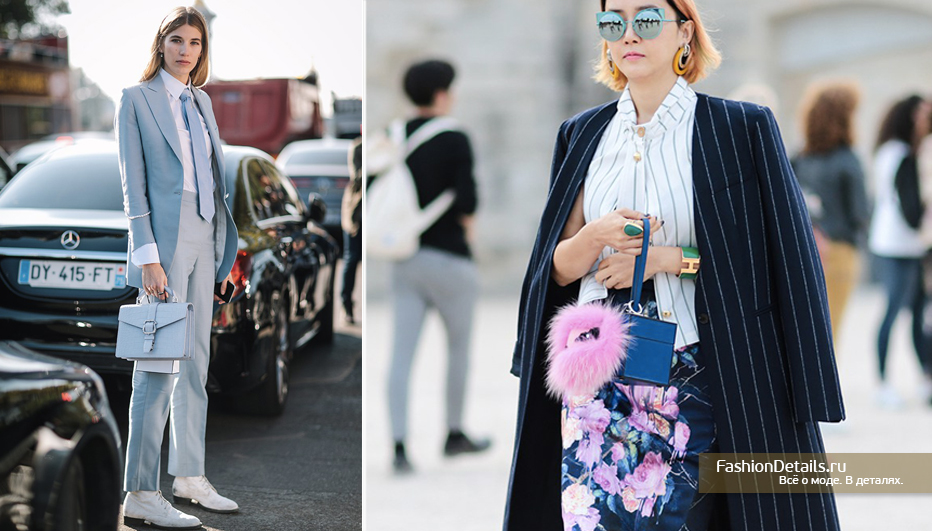 гости Paris Fashion Week 2016