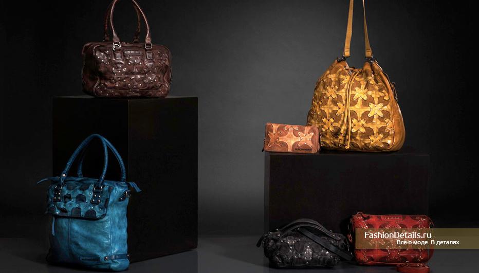 коллекция сумок Taschendieb Wien осень-зима 2016