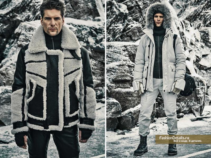 зимняя одежда белстафф