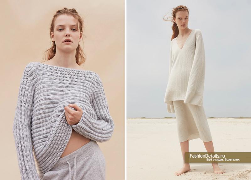 Calvin Klein 2017 коллекция трикотажа