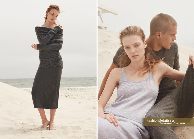 вещи из кашемира Calvin Klein