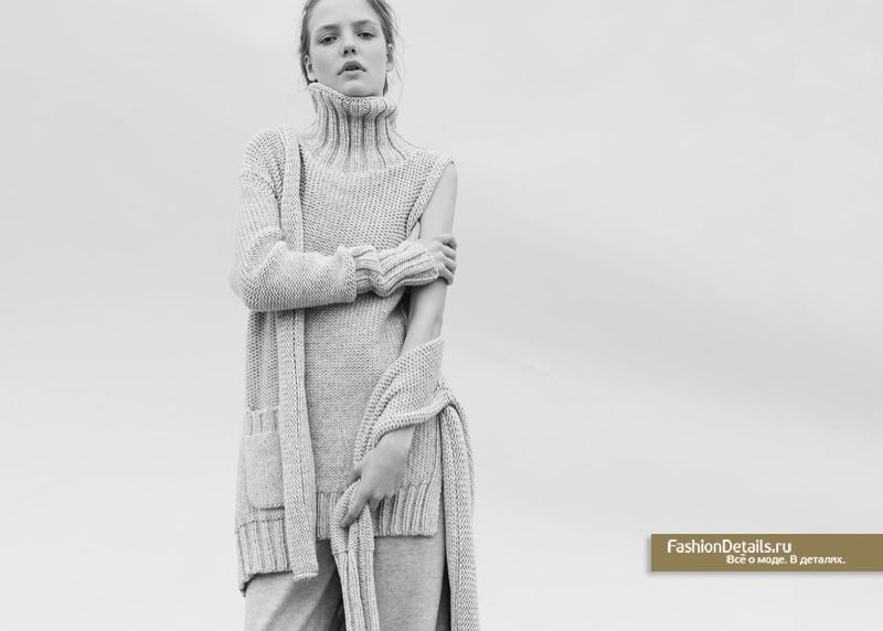 Calvin Klein Весна-2017 кашемир