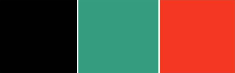 цветовое сочетание в look'е 2017