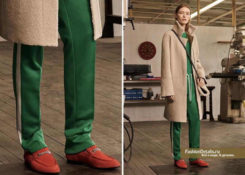 модный look зима 2017