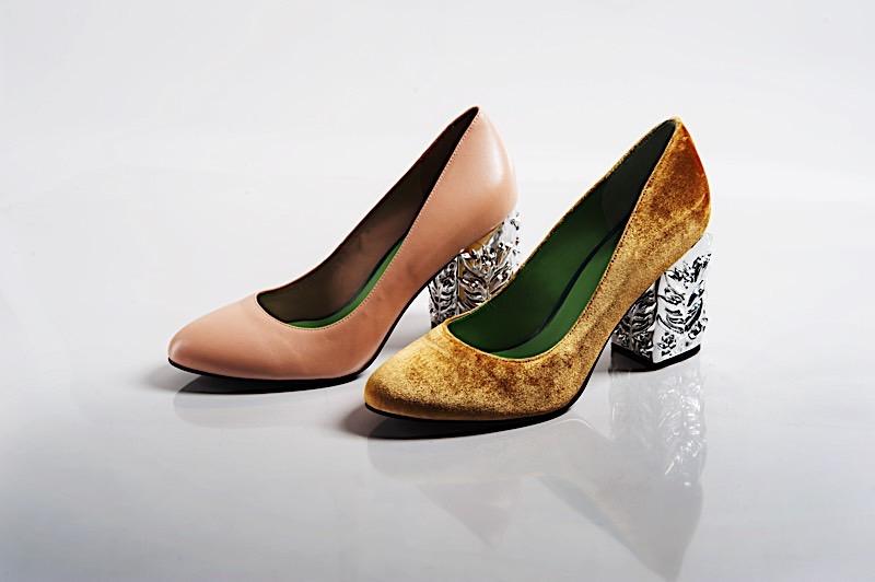 Обувь Alla Pugachova в Эконике весна 2017