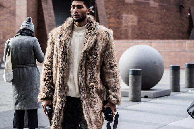Street style at New York Men's Fashion Week Fall 2017 4
