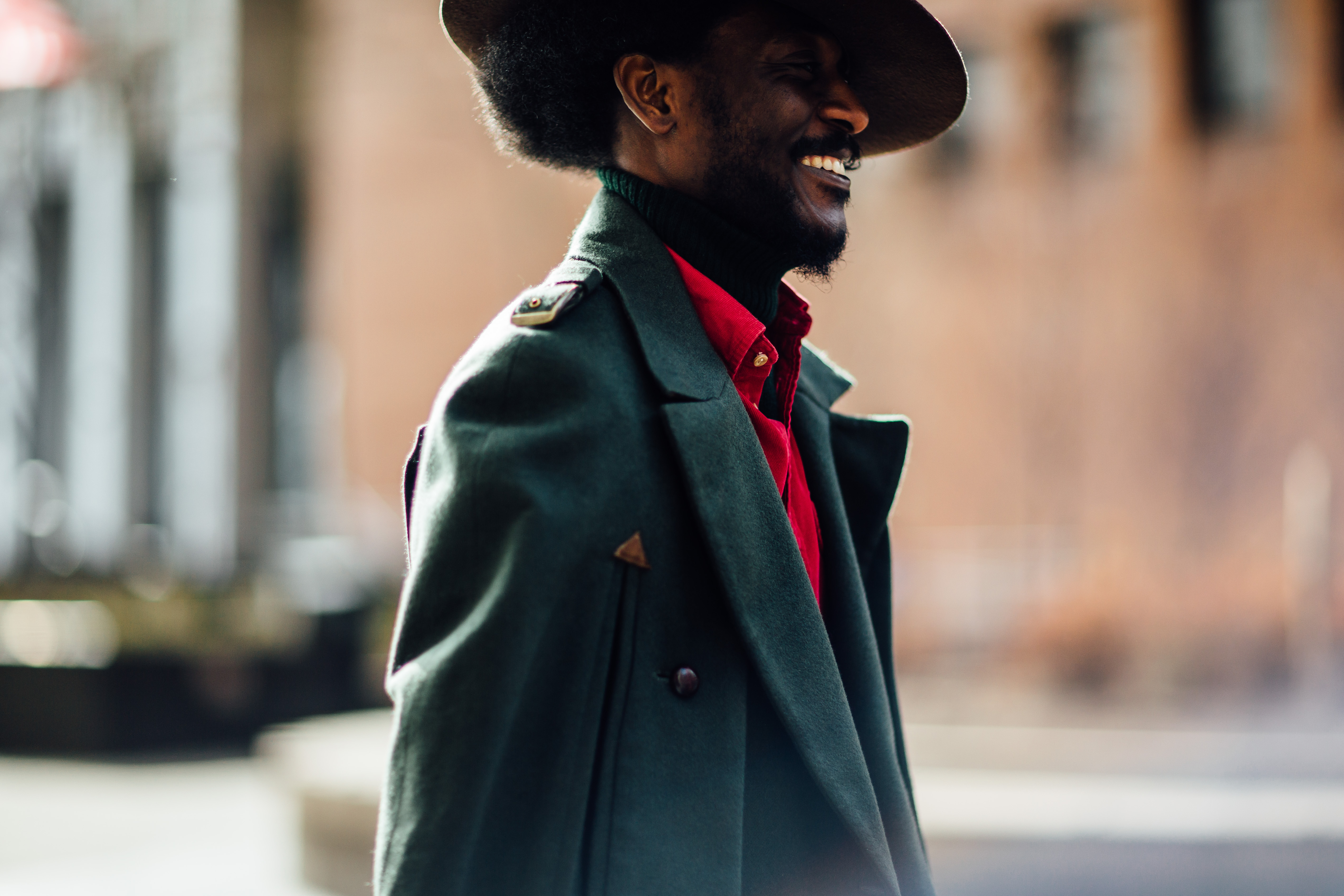 Street style at New York Men's Fashion Week Fall 2017 27